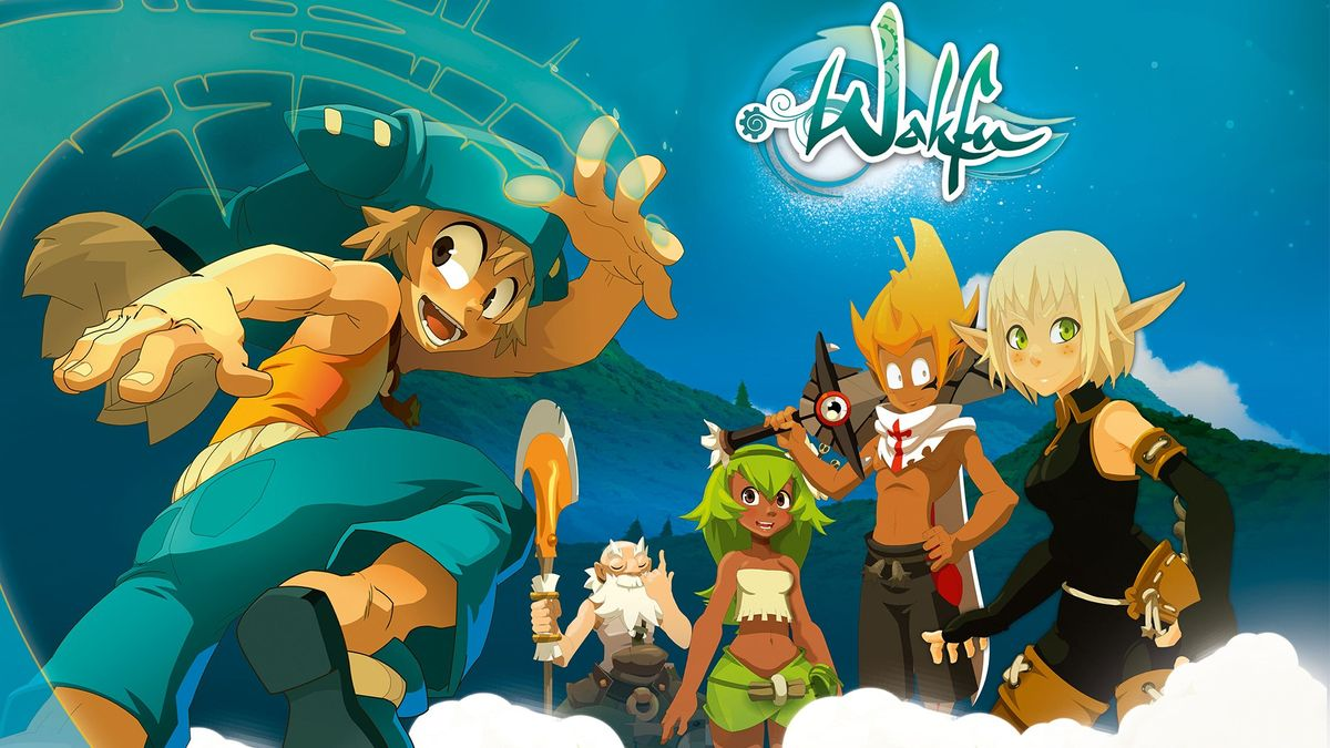 Wakfu dessin anim 2008 senscritique - Orson et olivia ...