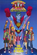 Affiche Captain Planet and the Planeteers