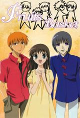 Affiche Fruits Basket