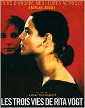 Affiche Les Trois Vies de Rita Vogt
