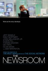 Affiche The Newsroom (2012)
