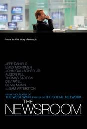 Affiche The Newsroom