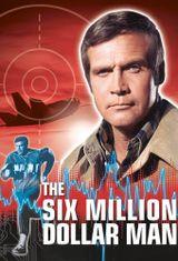 Affiche L'Homme qui valait trois milliards