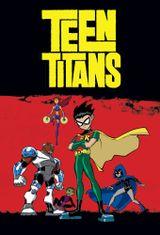 Affiche Teen Titans : Les Jeunes Titans