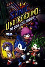 Affiche Sonic le Rebelle