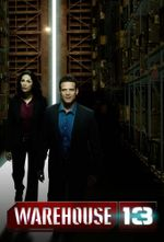 Affiche Warehouse 13