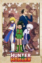 Affiche Hunter × Hunter