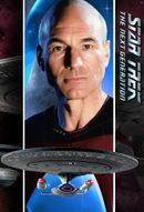 Affiche Star Trek: La Nouvelle Génération