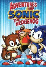 Affiche Les Aventures de Sonic