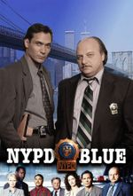 Affiche New York Police Blues