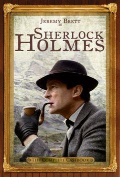 Affiche Les Aventures de Sherlock Holmes