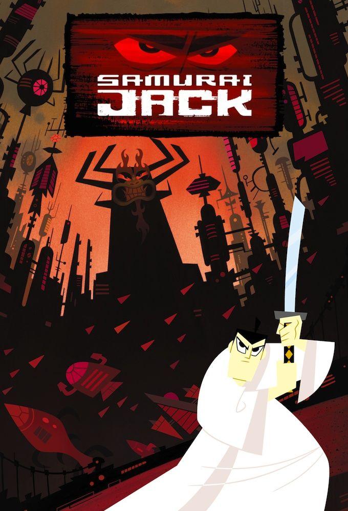 Samourai Jack Dessin Anime 2001 Senscritique