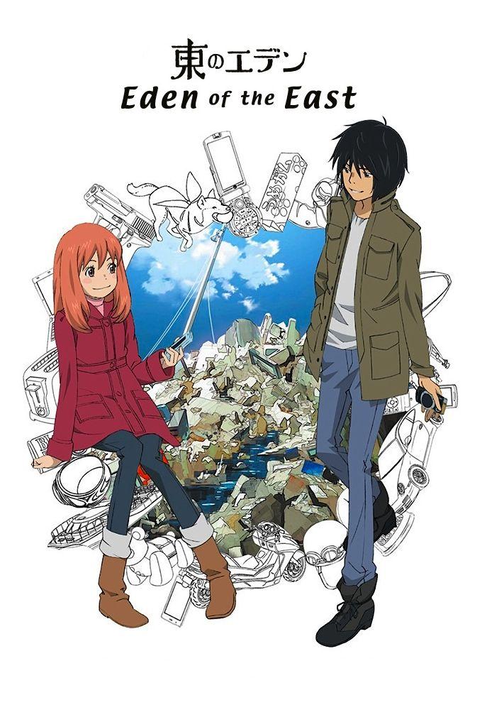 Eden of the East - Anime (2009) - SensCritique