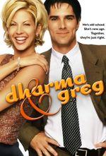 Affiche Dharma et Greg