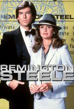 Affiche Les enquêtes de Remington Steele