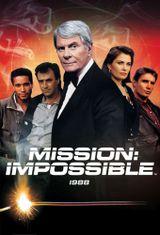 Affiche Mission Impossible : 20 Ans Après
