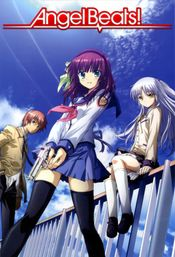 Affiche Angel Beats!