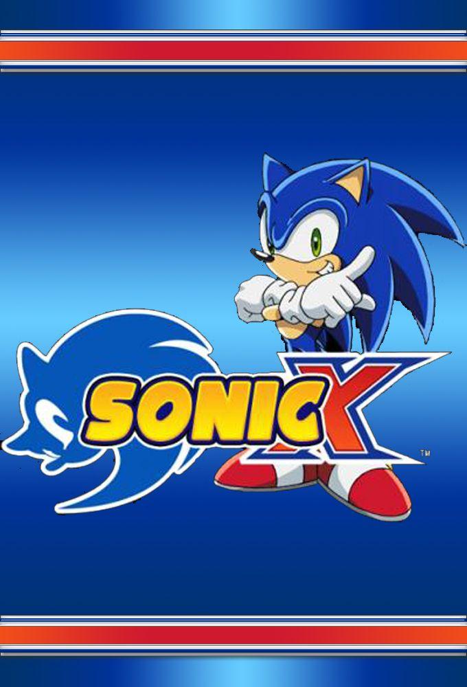 Sonic x dessin animé
