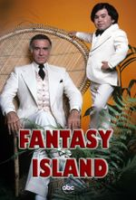 Affiche L'Île Fantastique