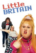 Affiche Little Britain