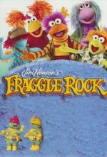 Affiche Fraggle Rock