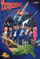 Affiche Thunderbirds, les sentinelles de l'air