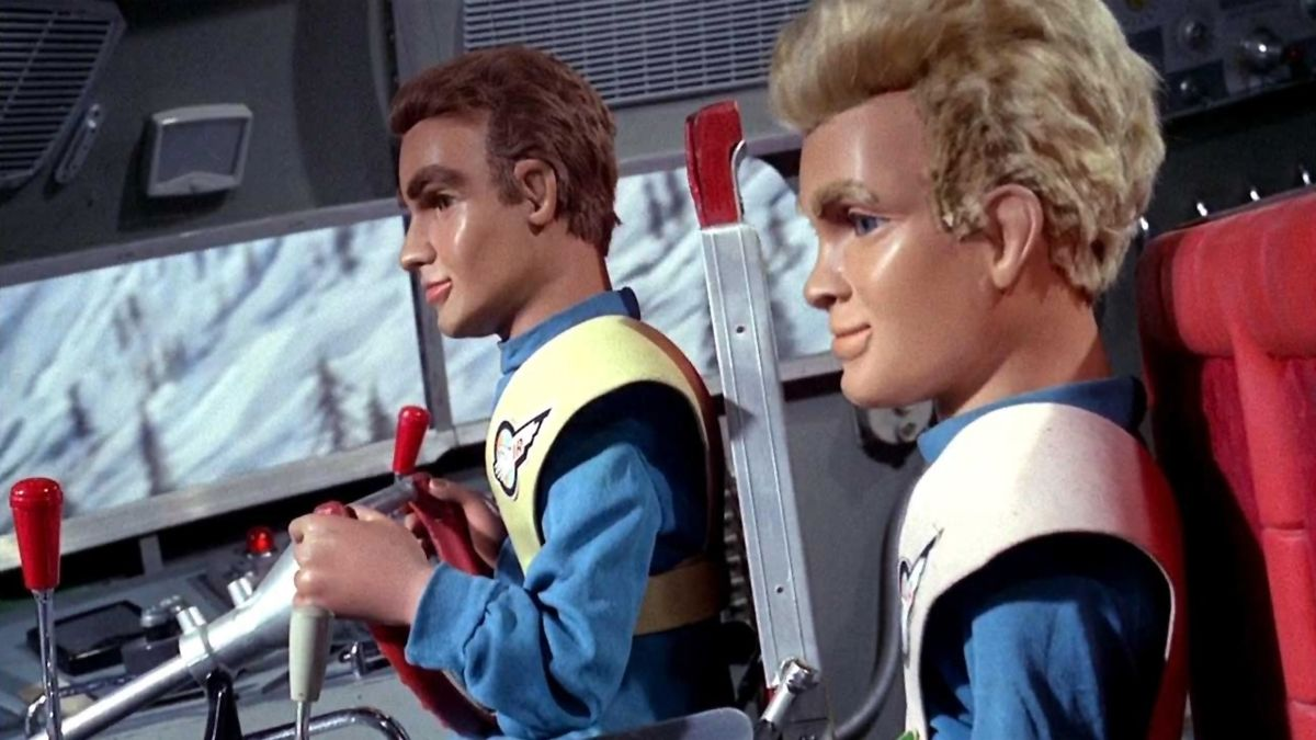 thunderbirds les sentinelles de l 39 air s rie 1965. Black Bedroom Furniture Sets. Home Design Ideas