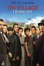 Affiche Un village français