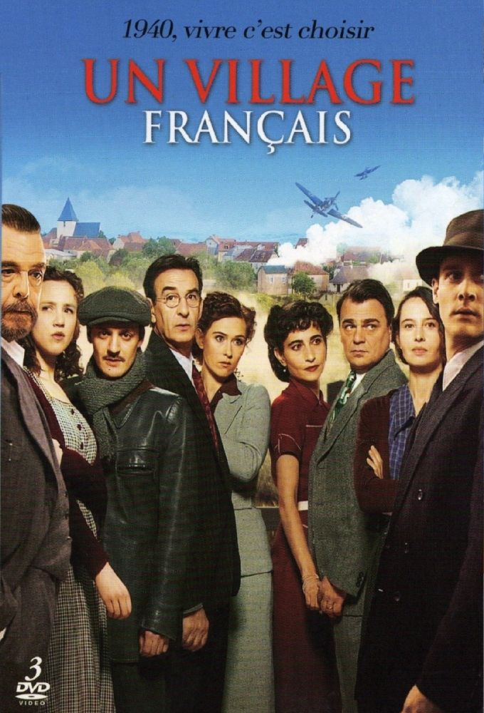 Un village fran ais s rie 2009 senscritique - Acheter un village francais ...