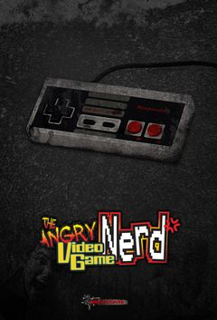 Affiche The Angry Video Game Nerd