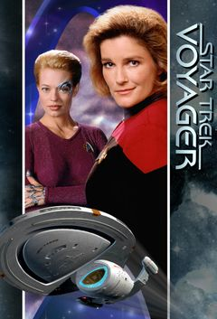 Affiche Star Trek: Voyager
