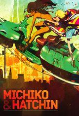 Affiche Michiko to Hacchin