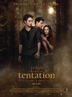 Affiche Twilight : Chapitre 2 - Tentation