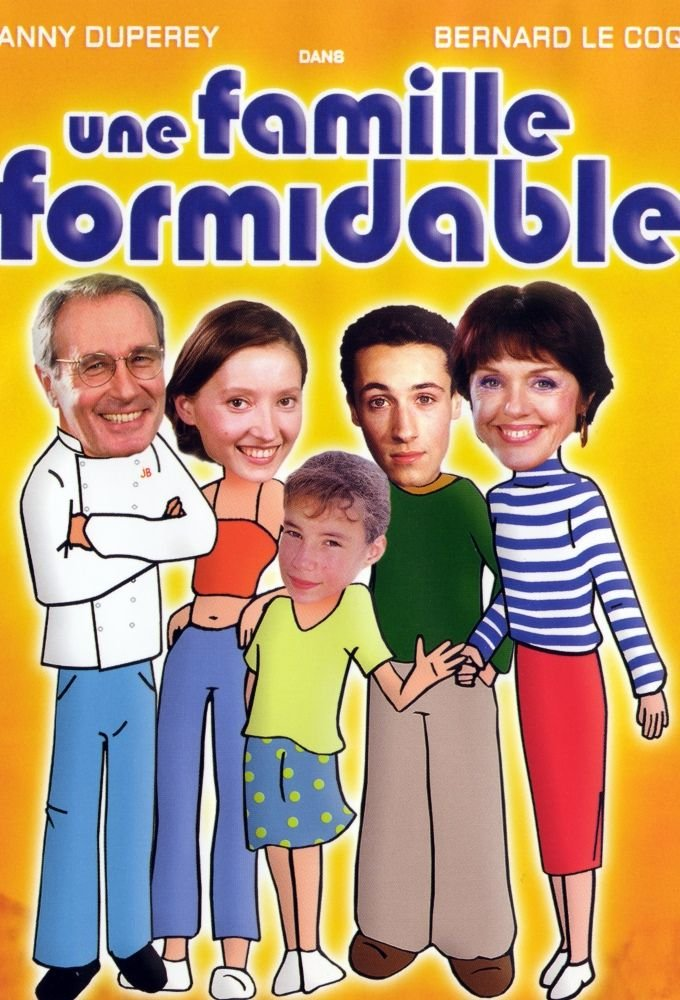 Affiches posters et images de une famille formidable 1992 - Photo famille formidable ...