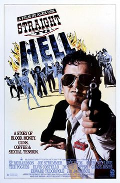 Affiche Straight to Hell