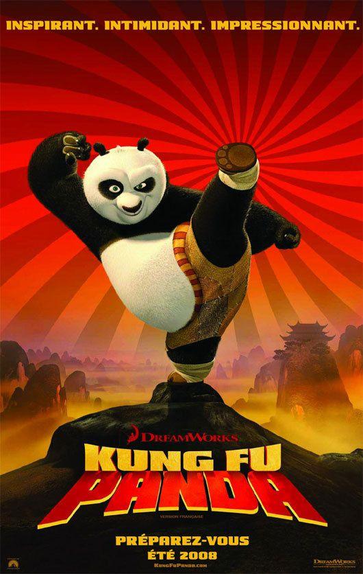 affiches posters et images de kung fu panda 2008 senscritique. Black Bedroom Furniture Sets. Home Design Ideas