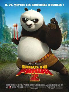 Affiche Kung Fu Panda 2