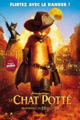 Affiche Le Chat Potté