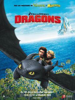 Affiche Dragons