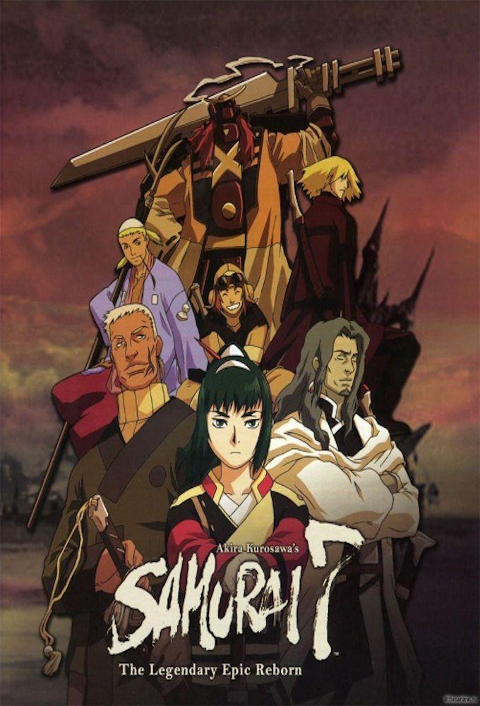 Samurai 7 - Anime (2004) - SensCritique
