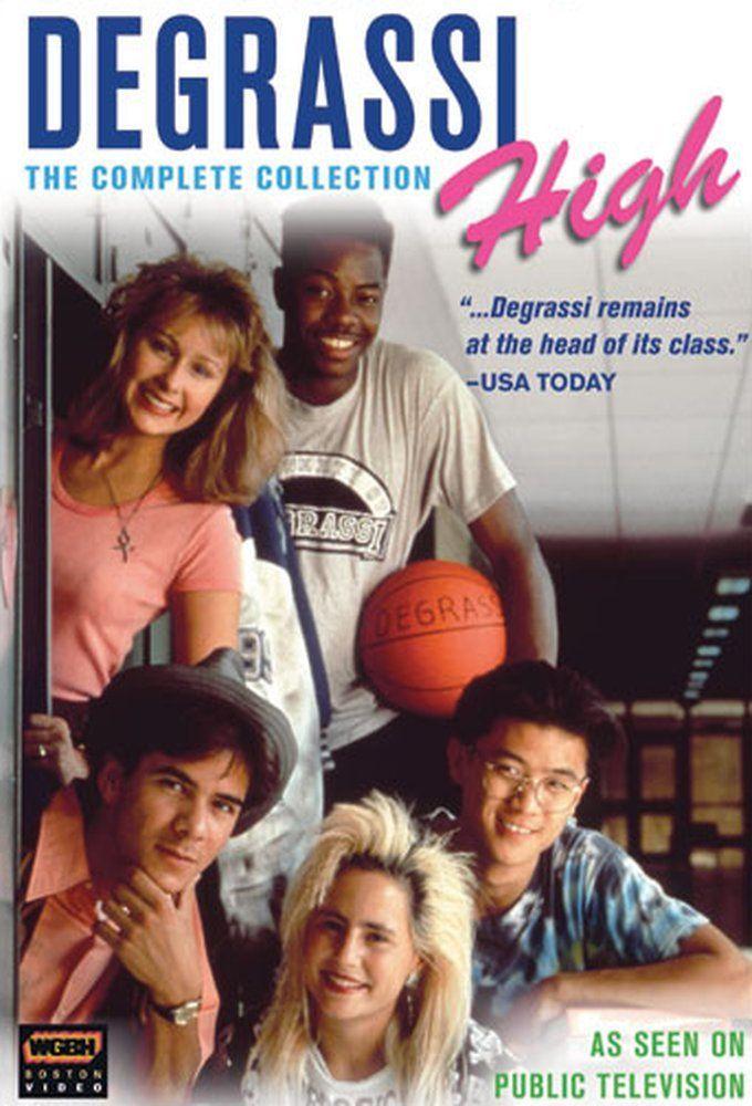 f1cfad0c569 Les Années Collège - Série (1989) - SensCritique