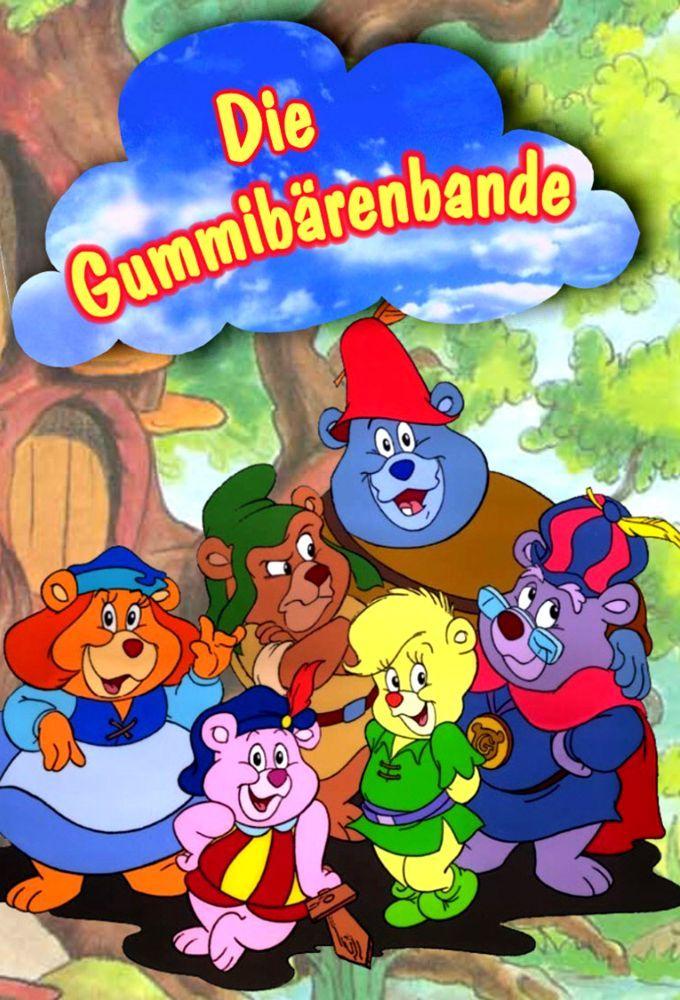Disneys Adventures of the Gummi Bears - Série (1985)
