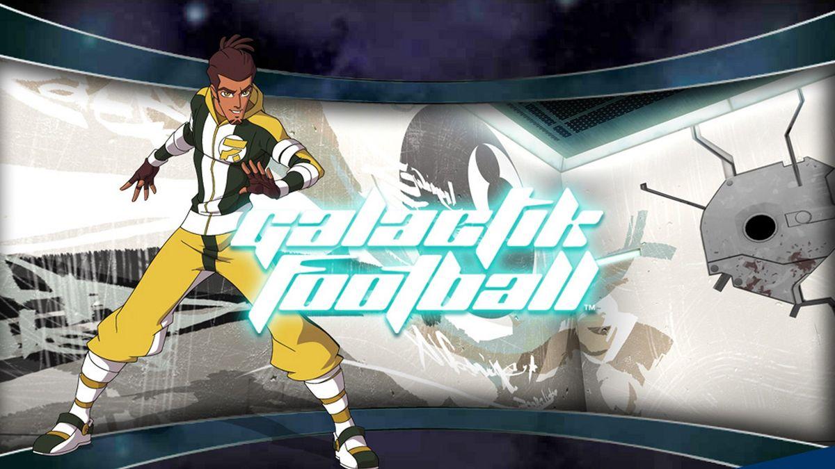 Galactik football s rie 2006 senscritique - Galactik football jeux ...