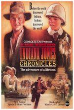 Affiche Les Aventures du jeune Indiana Jones
