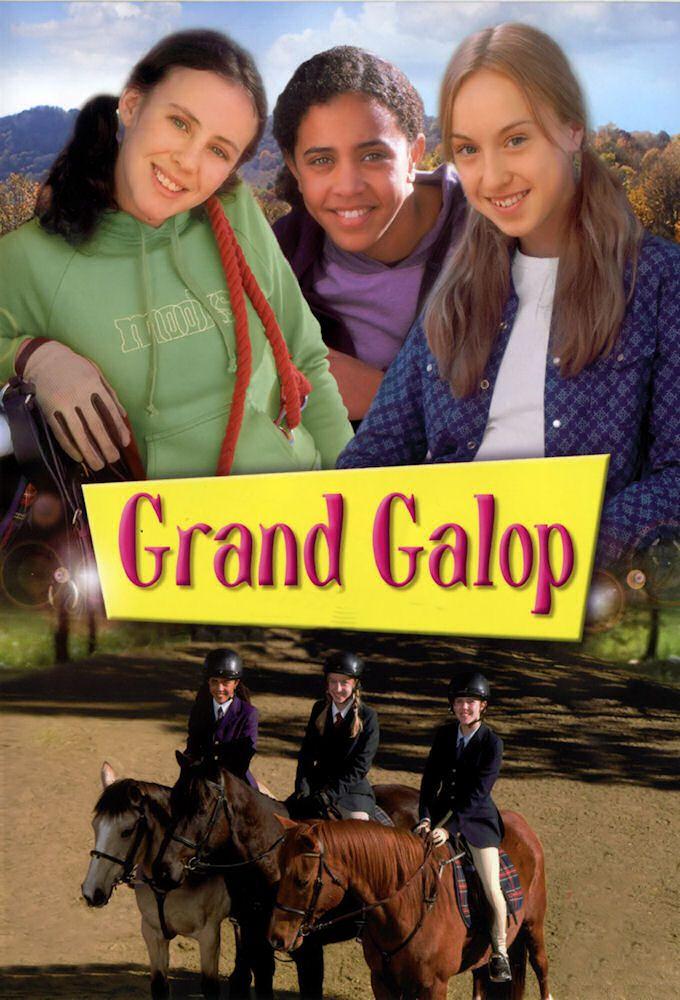 Grand galop s rie 2006 senscritique - Grand galop le cheval volant ...