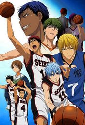 Affiche Kuroko no Basket