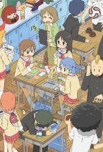 Affiche Nichijō