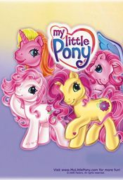 Affiche My Little Pony 'n Friends
