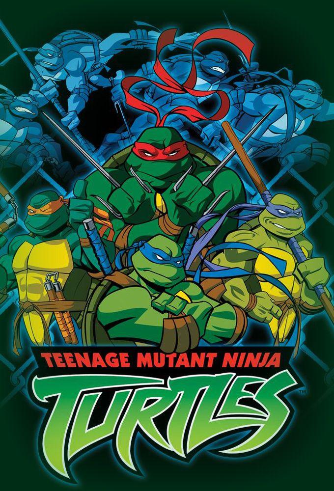 Affiches posters et images de les tortues ninja 2003 2003 - Tortue ninja 2003 ...