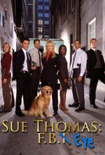 Affiche Sue Thomas, l'oeil du FBI